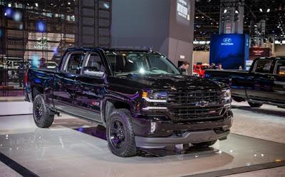 2017 Chevrolet Silverado 1500 Diesel