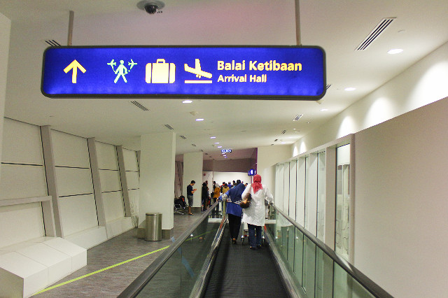 terminal kedatangan klia2
