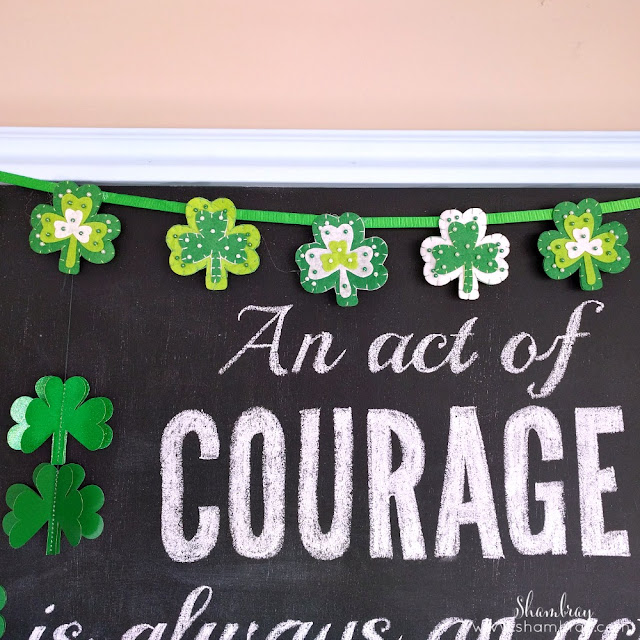 Fun Ideas for St. Patrick's Day Garland