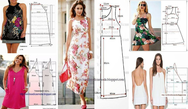 Here we offer you free styles of this beautiful clothing for women