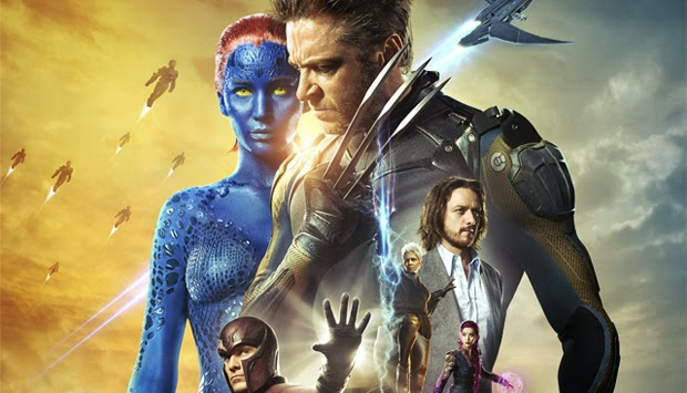 X-Men: Days of Future Past Bryan Singer movieloversreviews.filminspector.com