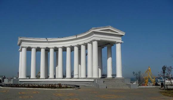 Одесса. Бельведер Воронцовского дворца. 1820-е г.г.
