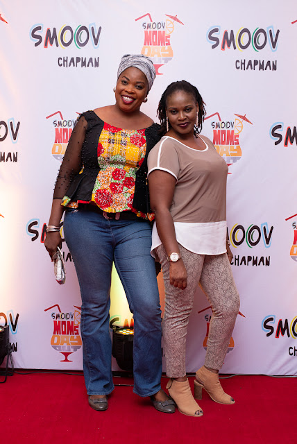 All the fun, Glitz and Glamour as SMOOV chapman celebrated mothers