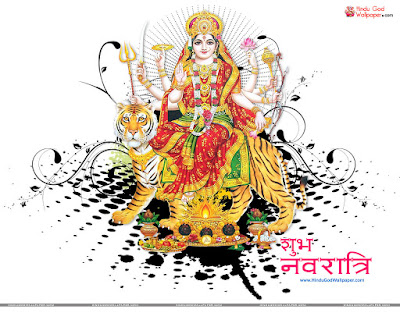 Navratri Photo Wallpaper Download