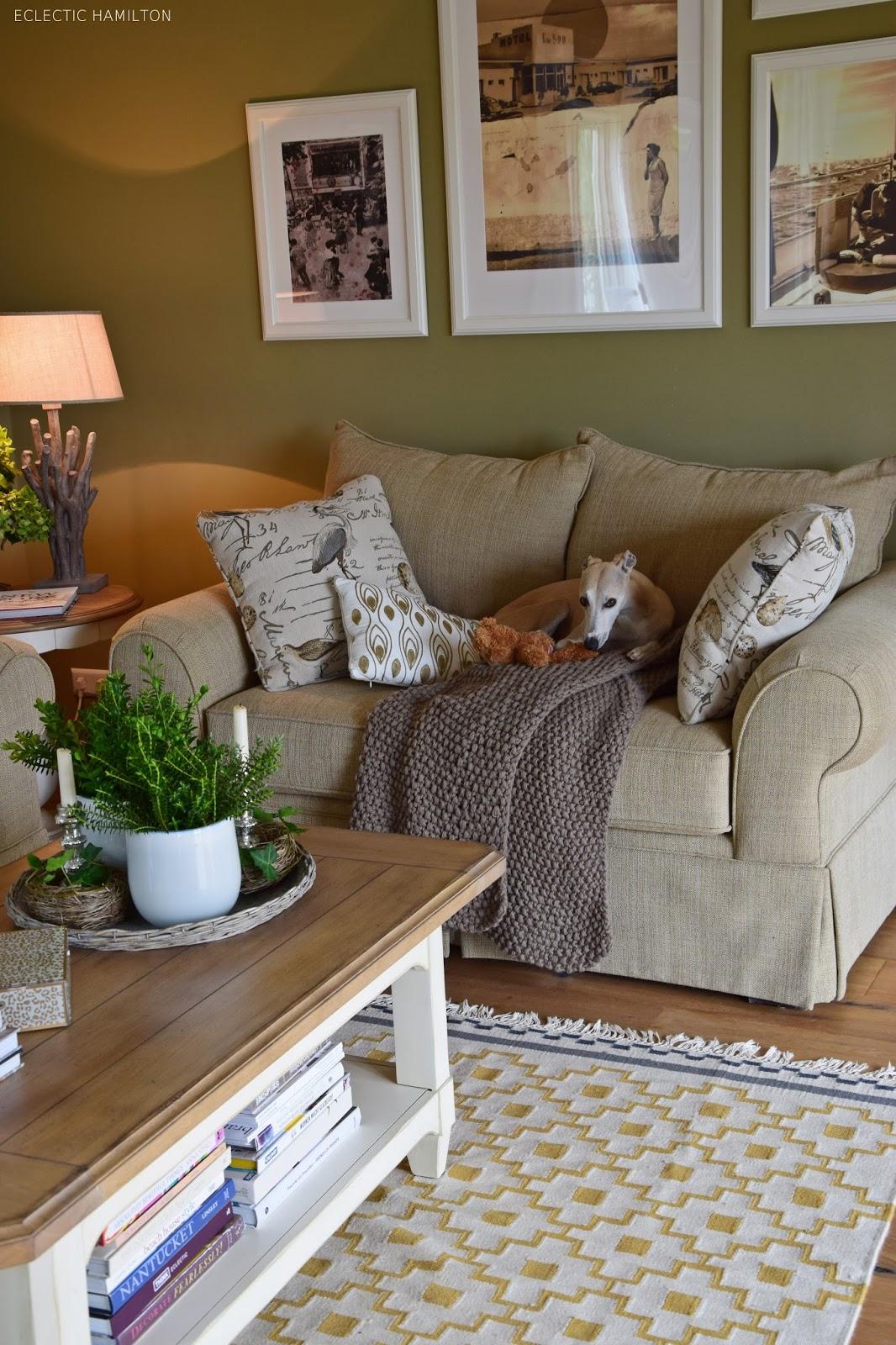 Mein Wohnzimmer ... neu gestaltet | ECLECTIC HAMILTON