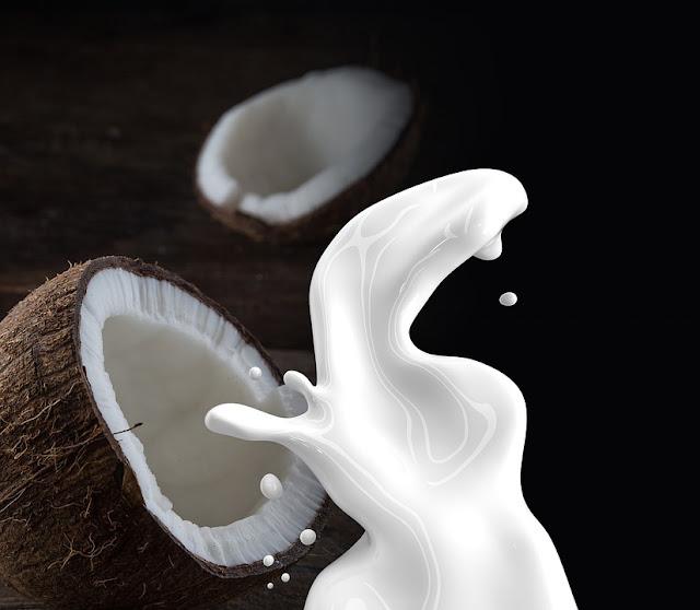 wartości mleka kokosowego