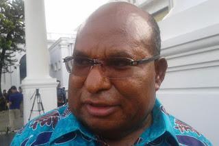 Gubernur Papua: Diplomasi ULMWP Bukan Urusan Pemda