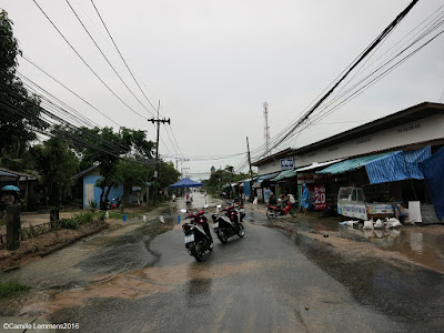 Koh Samui, Thailand daily weather update; 8th December, 2016