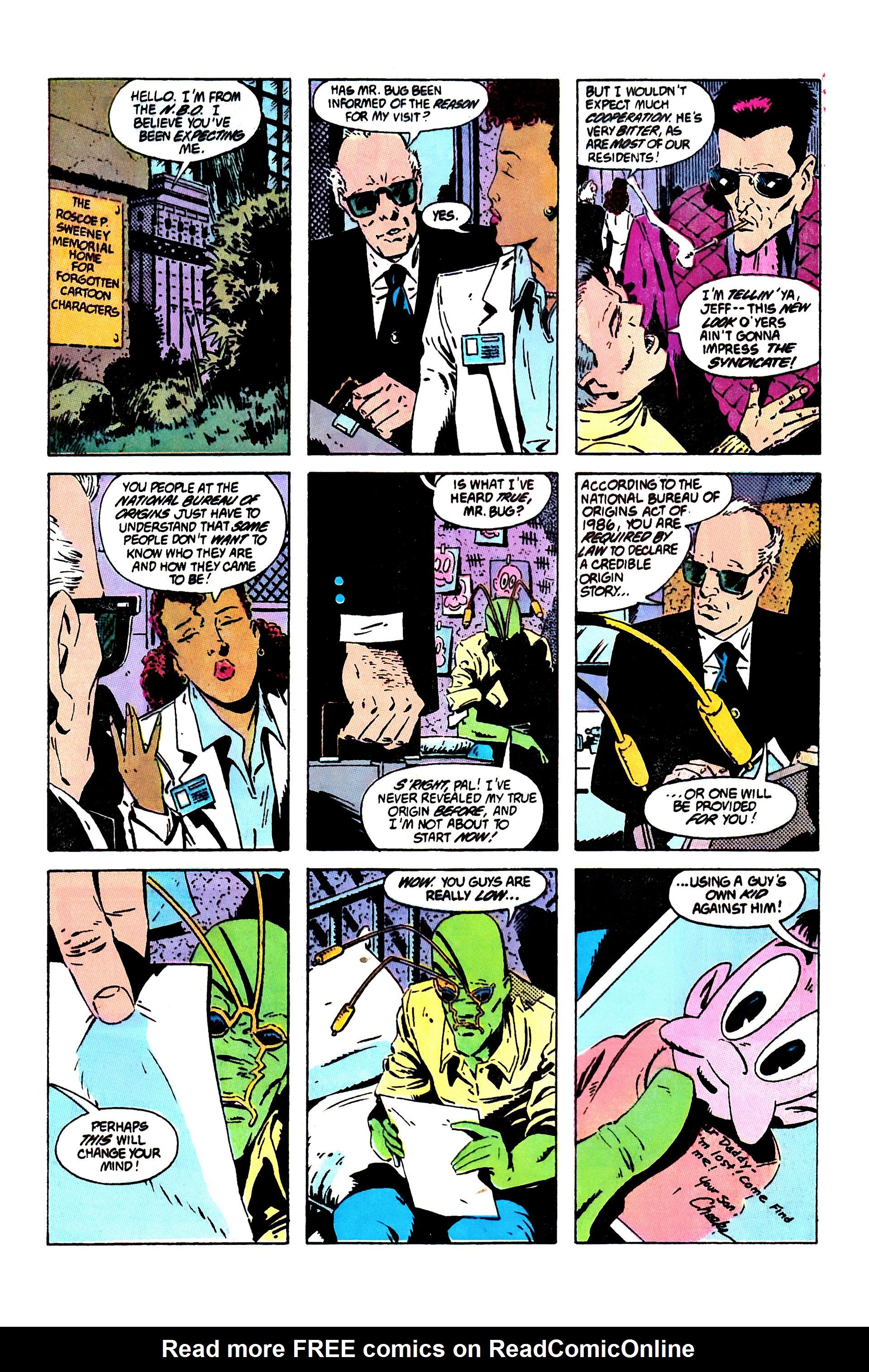 Secret Origins (1986) issue 48 - Page 4