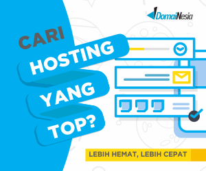 hosting Indonesia paling recomended