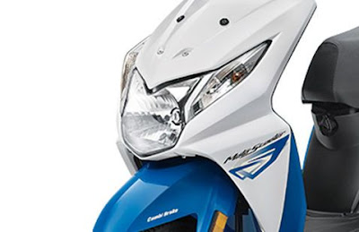 New Honda Dio headlight picture