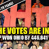 Trump Won Ohio by 446,841 Votes. Most DOMINATING Victory in 28 Years!