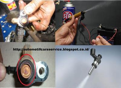 Cara Service Motor Injeksi