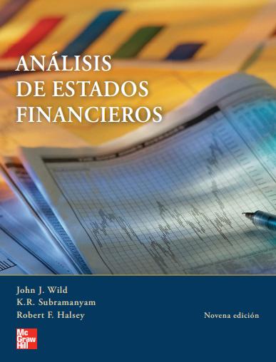 Análisis de estados financieros, 9na Edición – John J. Wild