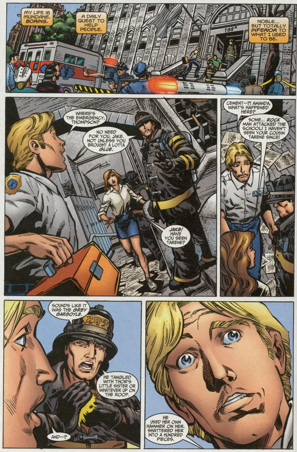 Thor (1998) Issue #47 #48 - English 5