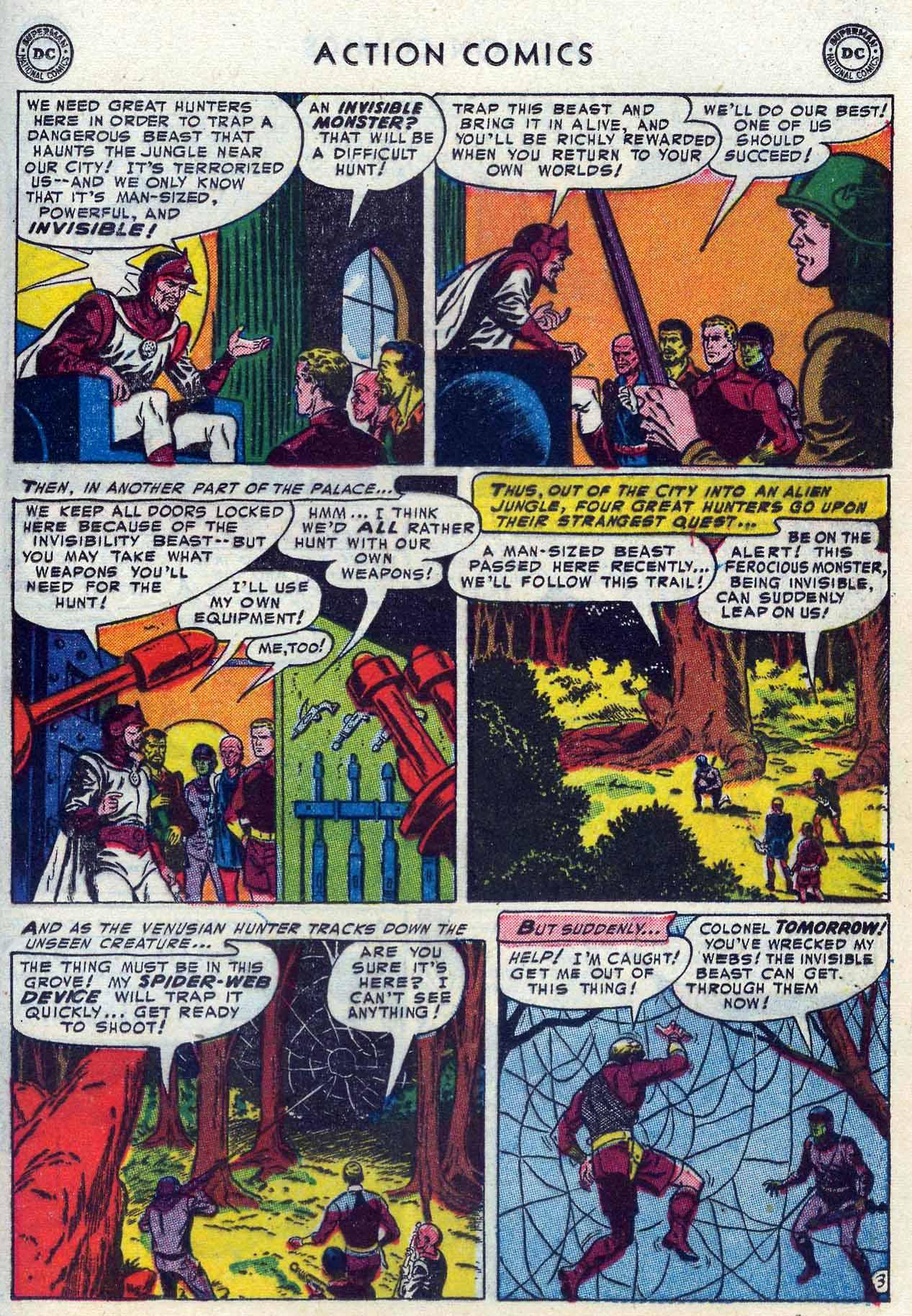 Action Comics (1938) 190 Page 26