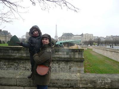 Paris Rive Gauche vista