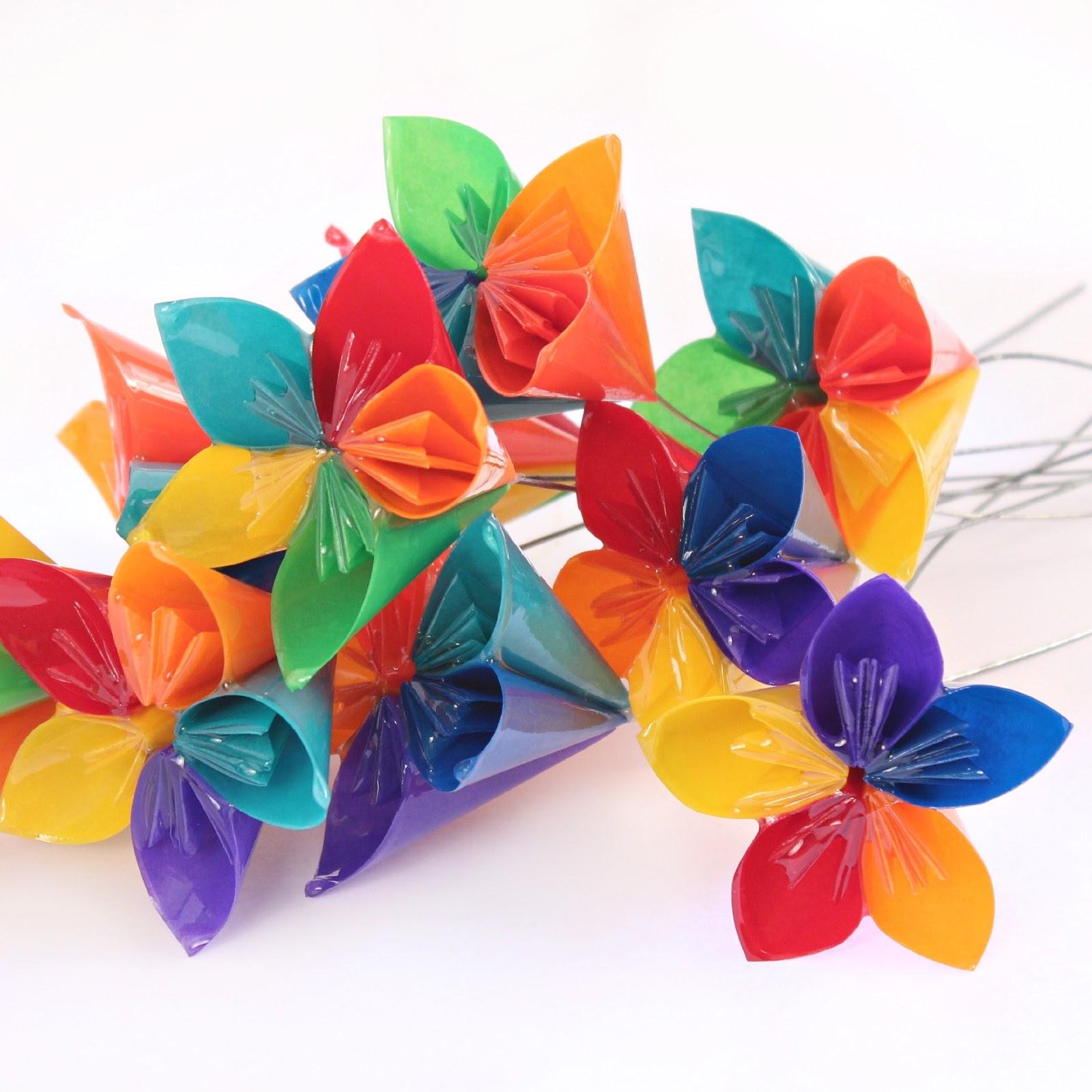 Glace Paper Flower Rome Fontanacountryinn Com