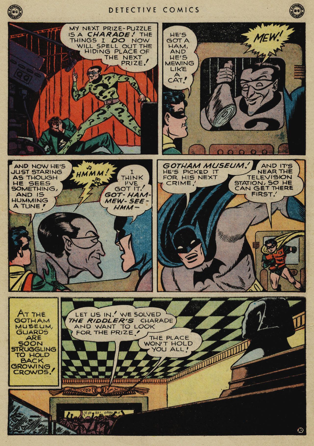 Detective Comics (1937) 142 Page 11