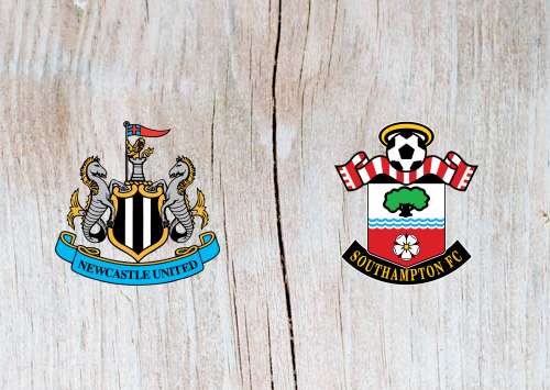 Newcastle United vs Southampton - Highlights 20 April 2019