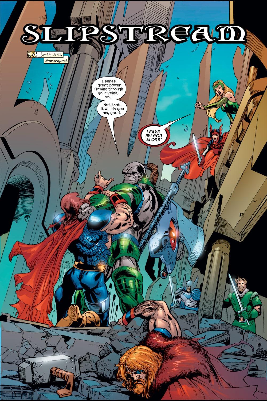 Thor (1998) Issue #78 #79 - English 3