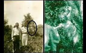 Fotos reais de fantasmas de dar muito medo