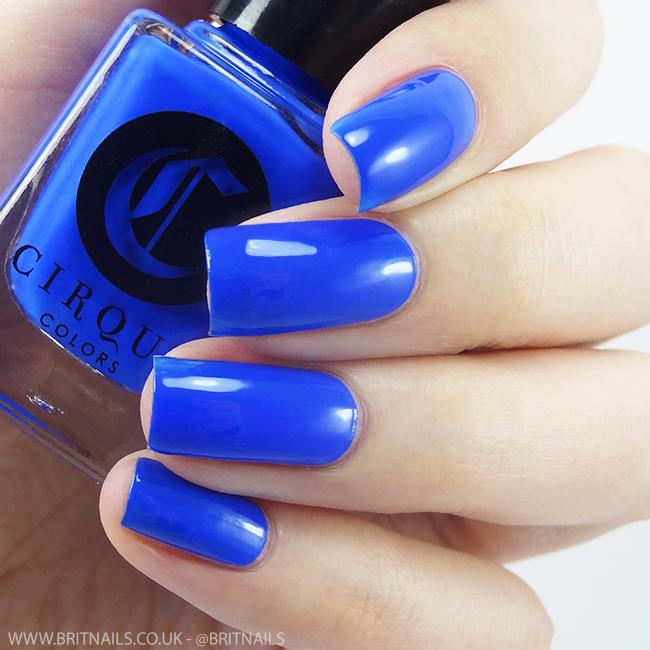 Cirque Colors Rhapsody In Blue