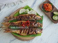 Ikan Sambal Lamo