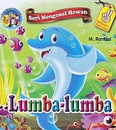 Seri Mengenal Hewan – Lumba-lumba – Bilingual & Full Color