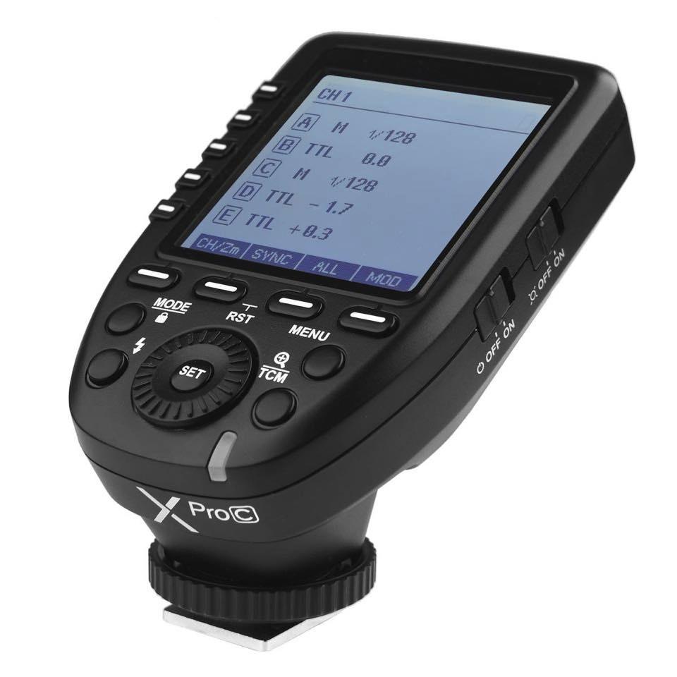 Радиосинхронизатор Godox XPro