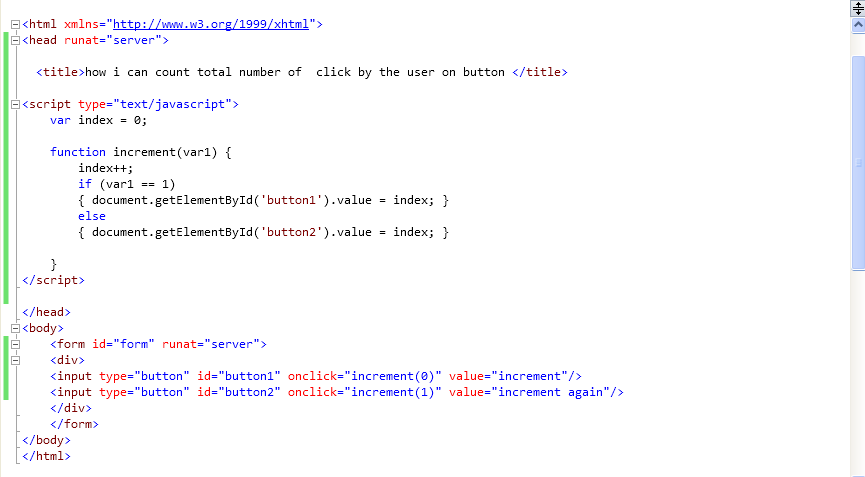 ASP NET AND SQL SERVER: how to count number of button clicks in asp net
