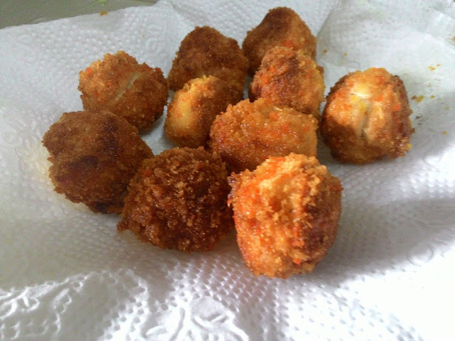 homemade nugget ayam