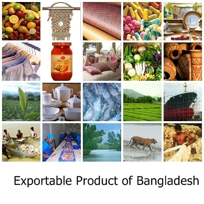 Exportable Items From Bangladesh ~ Muhammad Export Import Co