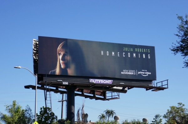 Homecoming TV series billboard