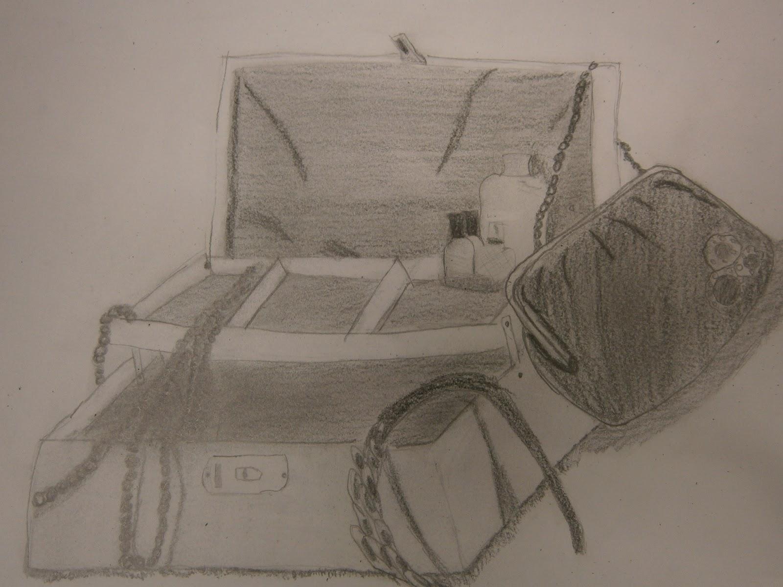 Miss Arty Pants: Still Life Drawing