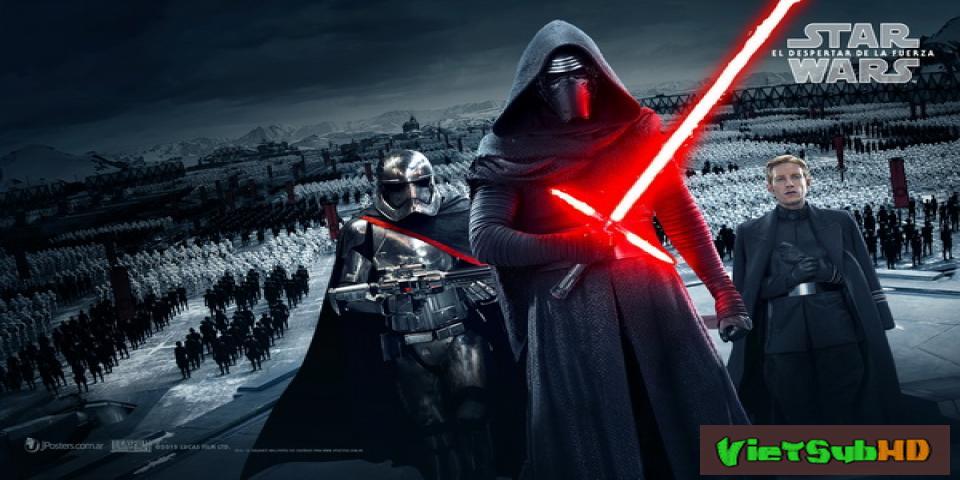 Phim Chiến Tranh Giữa Các Vì Sao 7: Thần Lực Thức Tỉnh VietSub HD | Star Wars: Episode Vii - The Force Awakens The Force Awakens