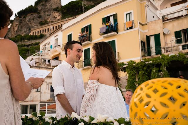 Wedding ceremony Hotel Marina Riviera Amalfi