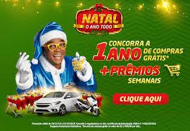 Promoção Natal Prezunic