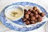 Fried Kibbeh Bites with Tahini Dipping Sauce Recipe