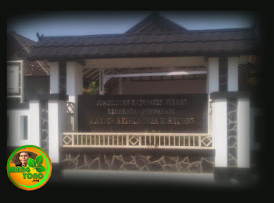 Desa Belendung, Kecamatan Purwadadi