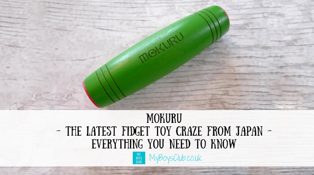 MOKURU - The Latest Fidget Toy Craze from Japan - Everything You Need to Know