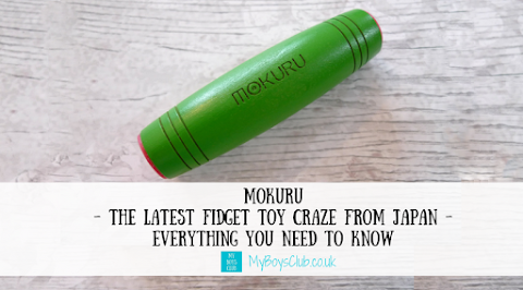 MOKURU - The Latest Fidget Toy Craze from Japan - Everything You Need to Know (REVIEW)