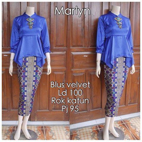 6 Baju Dress Gamis Muslim Baju Batik Terbaru 2016