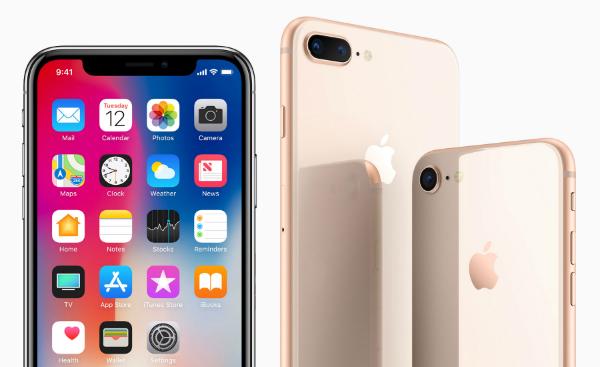 الكشف عن أسماء النسخ الجديدة من هاتف آيفون 2018