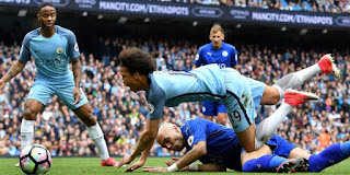 Manchester City vs Leicester Live Streaming online Today 10.02.2018 Premier League
