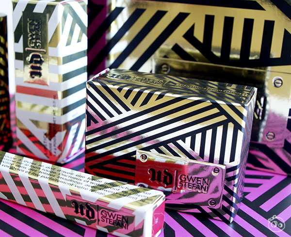 Urban Decay Gwen Stefani Makeup collection Spring 2016