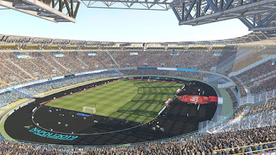 PES 2019 Stadium San Paolo by Ismail1795