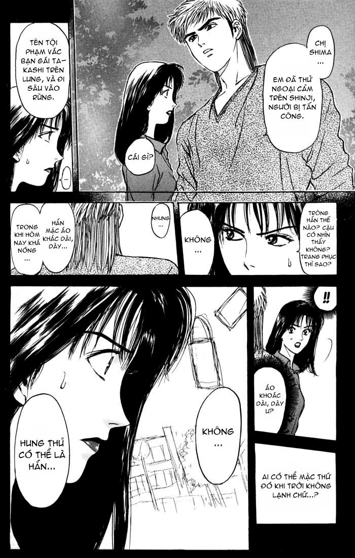 Psychometrer Eiji chapter 51 trang 19
