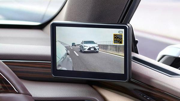 2019 Lexus ES Ayna Sistemi - 3