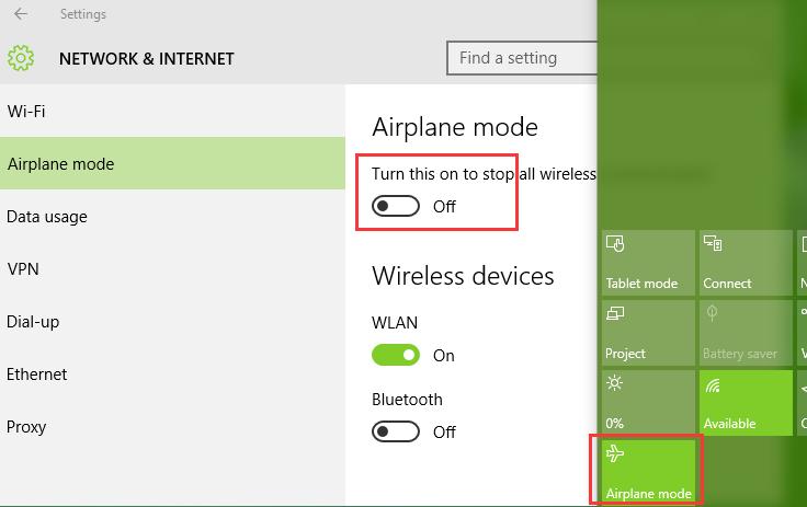 Raja Jempol Blog Airplane Mode On Tidak Bisa Mati Dan Wifi Tidak Berfungsi